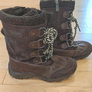 PAJAR - Mahogany Winter Boots